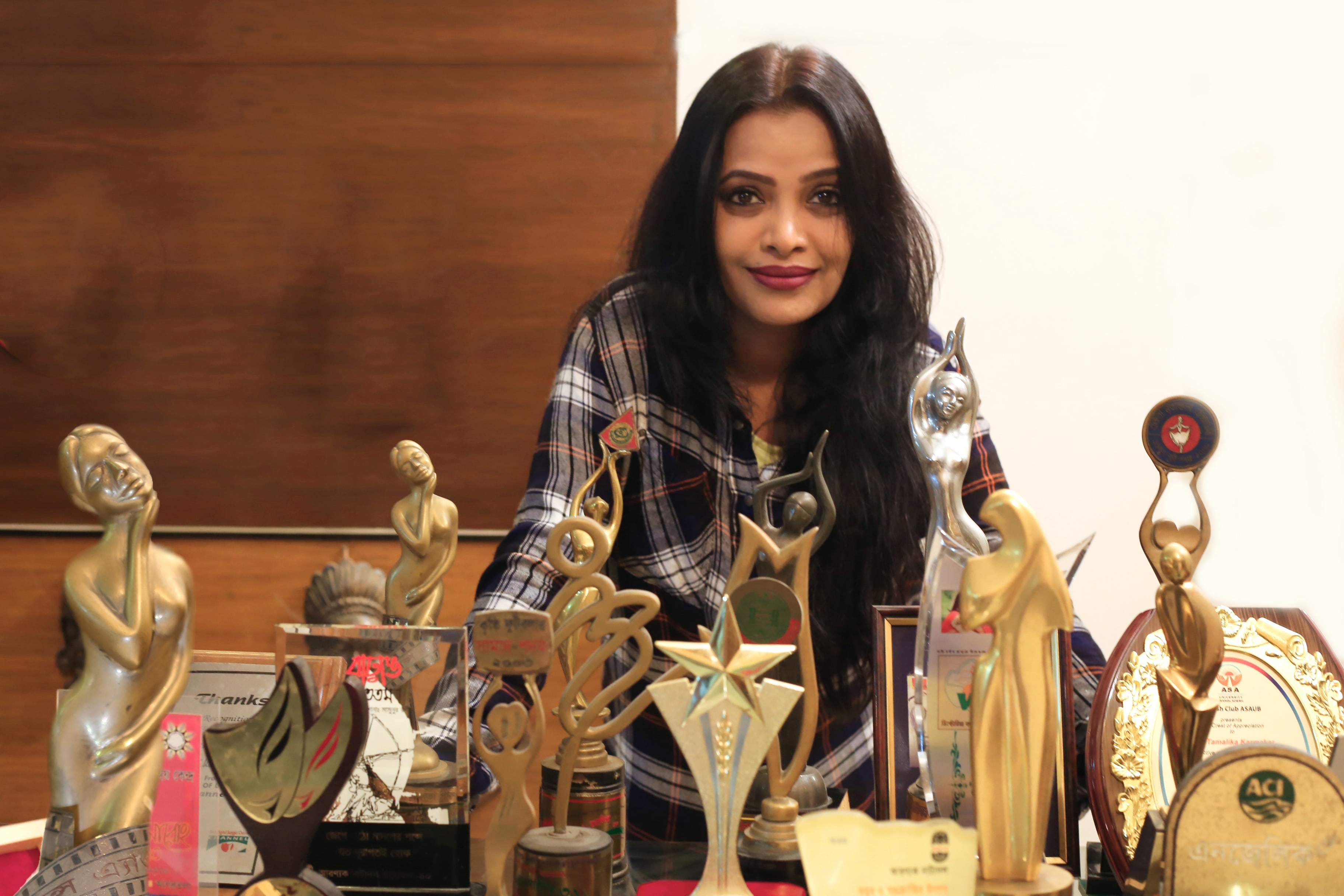 Awards – Tamalika Karmakar